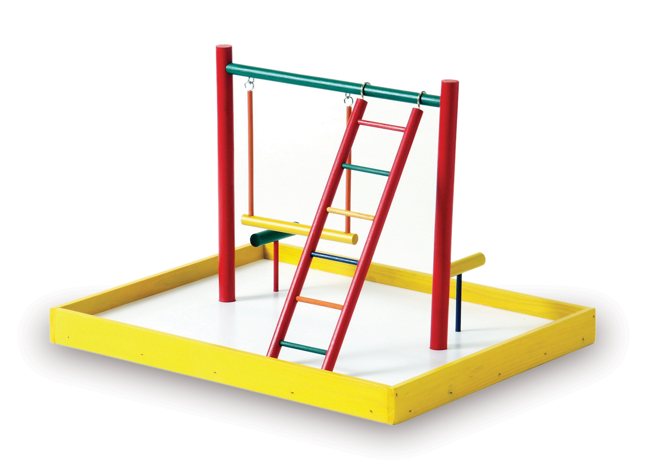 Save On Parrot Playground Playstand