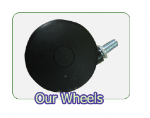 Bird Cage Replacement Wheels