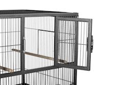 Front Door  sc 1 st  Bird Cages & Prevue breeder cage