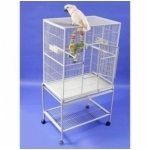 Feature Parakeet Bird Cage