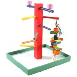 Prevue Parrot Playground - Large