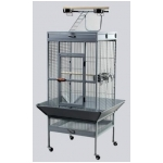 Prevue Wrought Iron Playtop Cage - Small