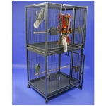 Mondo Double Stacked Cage