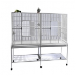 Feature Canary Bird Cage