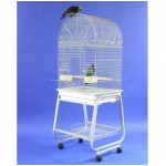 Deluxe Dome Top Bird Cage