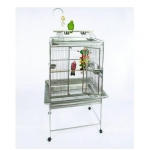 Stainless Steel Kasterra Play Top bird cages