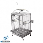 Stainless Steel Valiant Play Top Bird Cage for Sale
