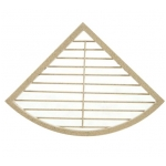 Medium Corner Shelves for Bird Cages