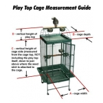 Cage Cover Custom Playtop