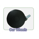 Replacement wheels for Bird Cages
